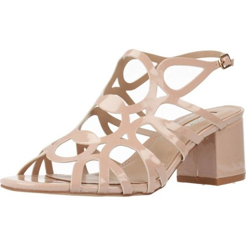 Sapatos Mulher Sandálias Different 64 8610 Marron