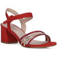 Sapatos Mulher Sandálias Priv Lab SANDALO 1577 Rosso
