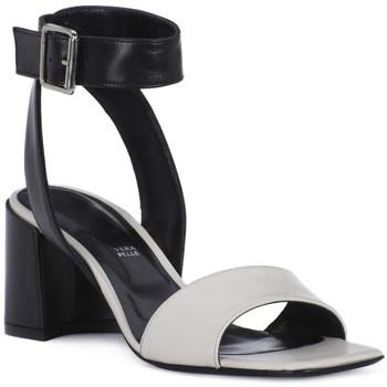 Sapatos Mulher Sandálias Priv Lab MILK SANDALO Bianco