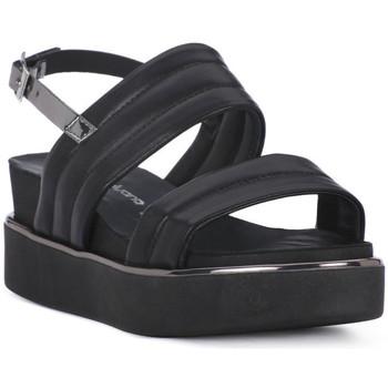 Sapatos Mulher Sandálias Sono Italiana NAPPA NERO Nero