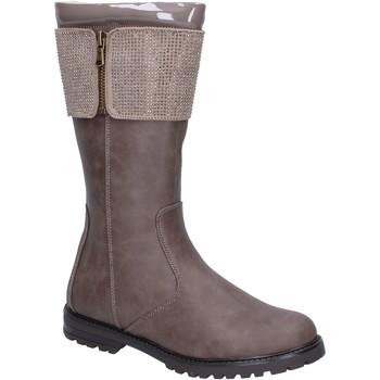 Sapatos Rapariga Botas It's For You Botas BR544 Bege