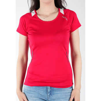 Textil Mulher T-Shirt mangas curtas Dare 2b Acquire T DWT080-48S pink