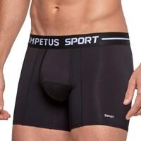Roupa de interior Homem Boxer Impetus Sport 2052B87 020 Preto