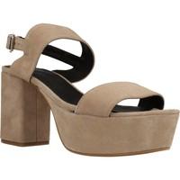 Sapatos Mulher Sandálias Angel Alarcon 17596 286 Beis