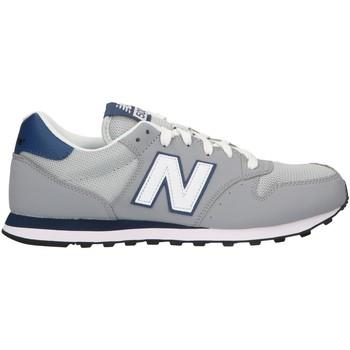 Sapatos Homem Multi-desportos New Balance GM500SMT Gris
