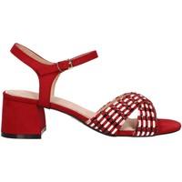 Sapatos Mulher Sandálias Maria Mare 67337 Rojo