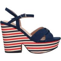 Sapatos Mulher Sandálias Maria Mare 67411 Azul