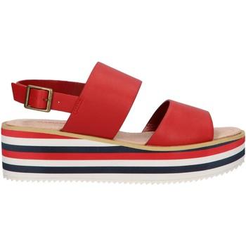 Sapatos Mulher Sandálias Maria Mare 67533 Rojo