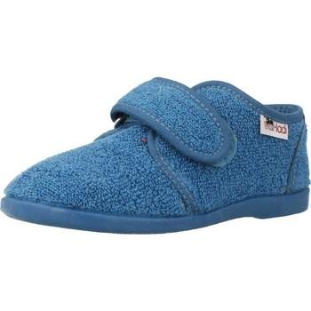 Sapatos Rapaz Chinelos Vulladi 1807 052 Azul
