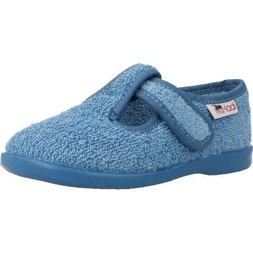 Sapatos Rapaz Pantufas bebé Vulladi 3112 052 Azul