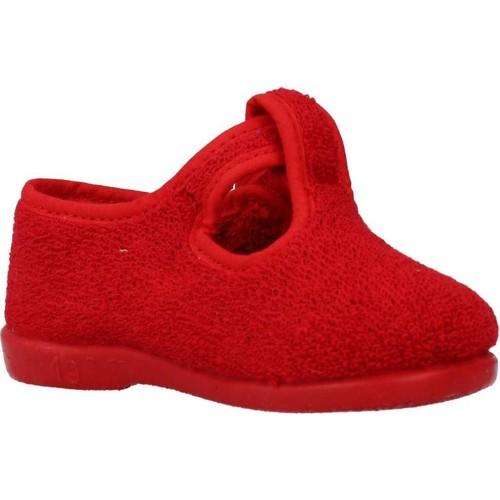 Sapatos Rapaz Chinelos Vulladi 3112 052 Vermelho