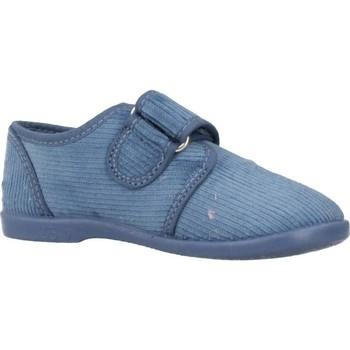 Sapatos Rapaz Chinelos Vulladi 1807 019 Azul