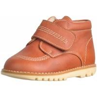 Sapatos Rapaz Sapatilhas de cano-alto Landos 61S77 Marron