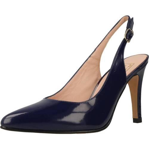 Sapatos Mulher Escarpim Joni 8221 Azul