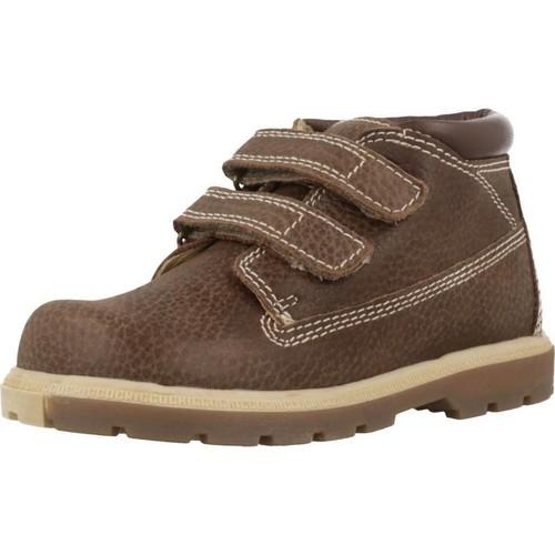 Sapatos Rapaz Botas baixas Chicco CARDAX Marron