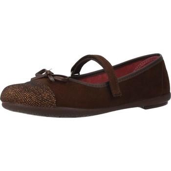 Sapatos Rapariga Sapatos & Richelieu Duvic 6229 Marron