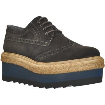 Sapatos Mulher Alpargatas Mamalola 531J Marron