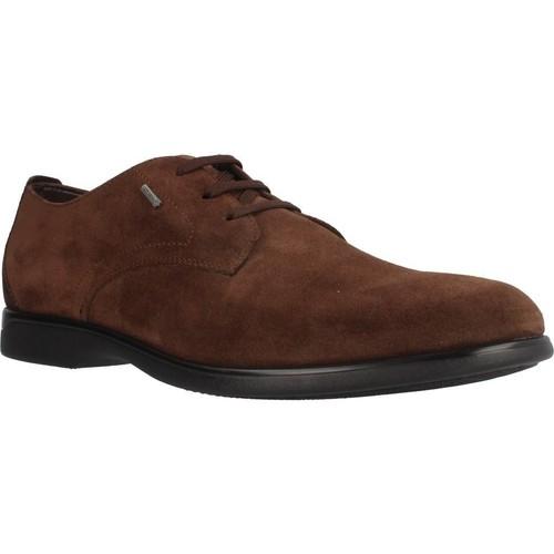 Sapatos Homem Sapatos Stonefly SMART GORE 1 Marron