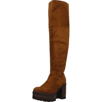 Sapatos Mulher Botas Different 8138 Marron