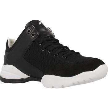 Sapatos Mulher Sapatilhas Geox D SFINGE Preto