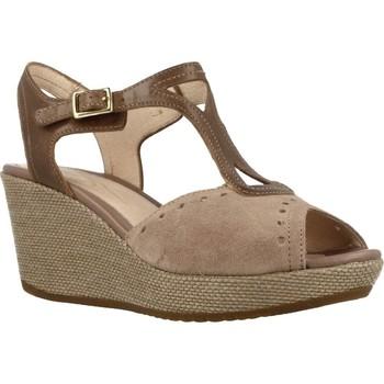 Sapatos Mulher Sandálias Stonefly MARLENE II 6 Marron