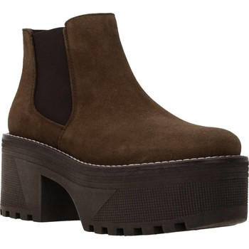 Sapatos Mulher Botas baixas Alpe 3504 11 Marron