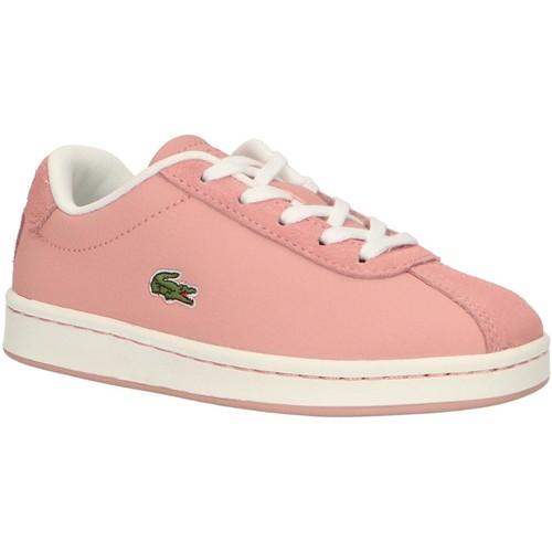 Sapatos Rapariga Multi-desportos Lacoste 37SUC0011 MASTERS Rosa