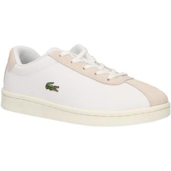 Sapatos Criança Multi-desportos Lacoste 37SUC0011 MASTERS Blanco