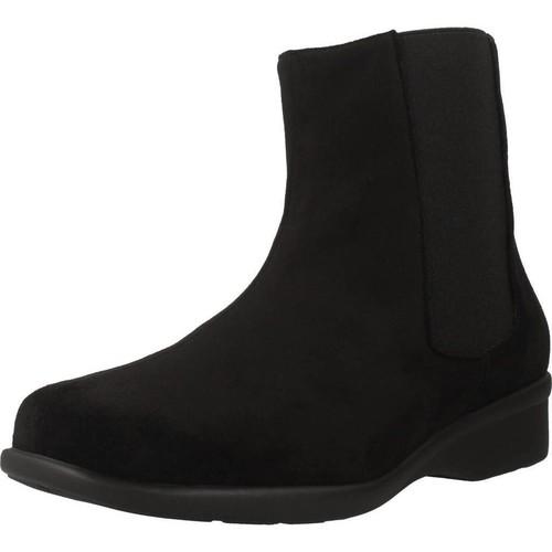 Sapatos Mulher Botas baixas Trimas Menorca 1253T Preto