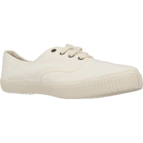 Sapatos Mulher Sapatilhas Victoria 1066127 Branco