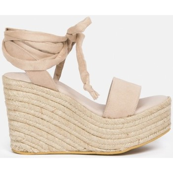 Sapatos Mulher Alpargatas By Peppas C SANTORINI Bege