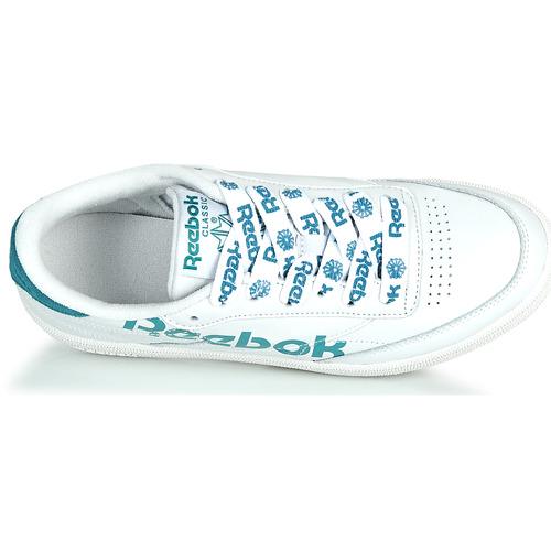 Club C 86 Reebok Classic Sapatilhas Mulher Branco / Azul
