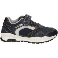 Sapatos Criança Multi-desportos Geox J845DD 050FU J CORIDAN Azul