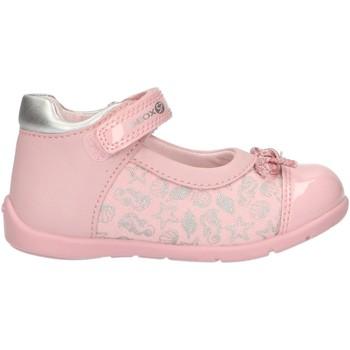 Sapatos Rapariga Sapatos & Richelieu Geox B821QC 010AJ B ELTHAN Rosa