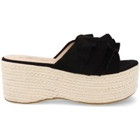 Sapatos Mulher Alpargatas Ainy MB-35 Negro