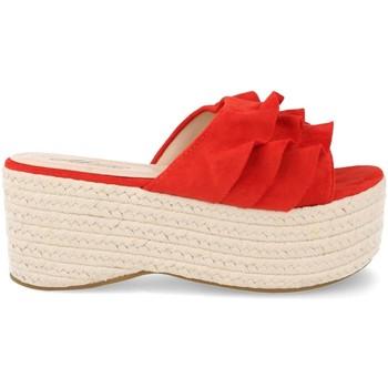 Sapatos Mulher Alpargatas Ainy MB-35 Rojo