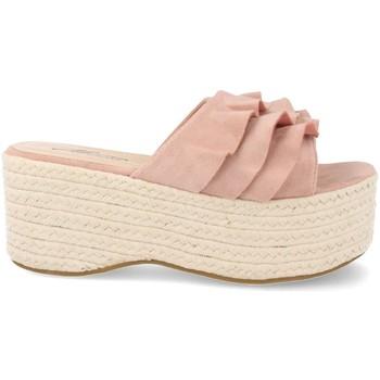 Sapatos Mulher Alpargatas Ainy MB-35 Rosa