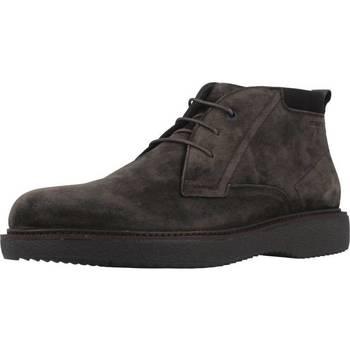Sapatos Homem Botas baixas Stonefly MUSK 8 Marron