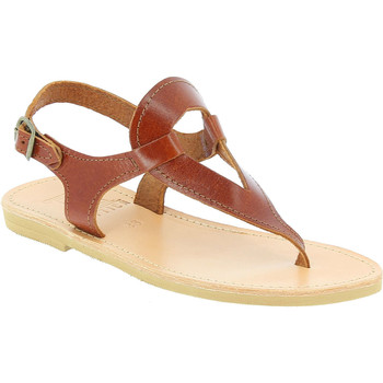 Sapatos Mulher Sandálias Attica Sandals ARTEMIS CALF DK-BROWN marrone