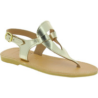 Sapatos Mulher Sandálias Attica Sandals ARTEMIS CALF GOLD oro