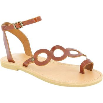 Sapatos Mulher Sandálias Attica Sandals APHRODITE CALF DK-BROWN marrone