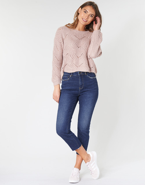 Textil Mulher Gangas Skinny Only ONLEMILY Azul