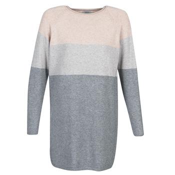 Textil Mulher Vestidos curtos Only ONLLILLO Cinza / Rosa