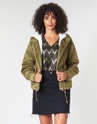 Textil Mulher Jaquetas Only ONLNEWCALLY Cáqui