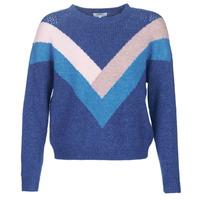 Textil Mulher camisolas Only ONLFCORA Azul
