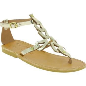 Sapatos Mulher Sandálias Attica Sandals GAIA CALF GOLD oro