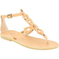 Sapatos Mulher Sandálias Attica Sandals GAIA CALF NUDE Nudo