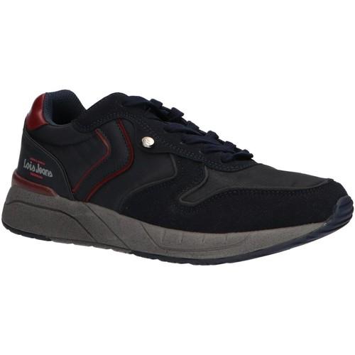 Sapatos Homem Multi-desportos Lois 84908 Azul