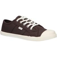 Sapatos Mulher Sapatilhas Kappa 304NFH0 KEYSY Gris