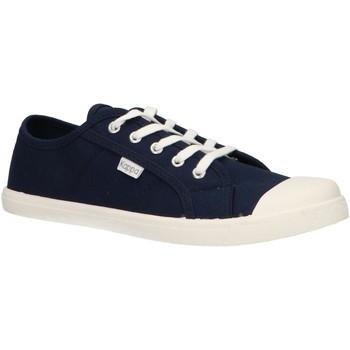 Sapatos Mulher Sapatilhas Kappa 304NFH0 KEYSY Azul